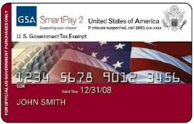Government Commercial Purchase Card